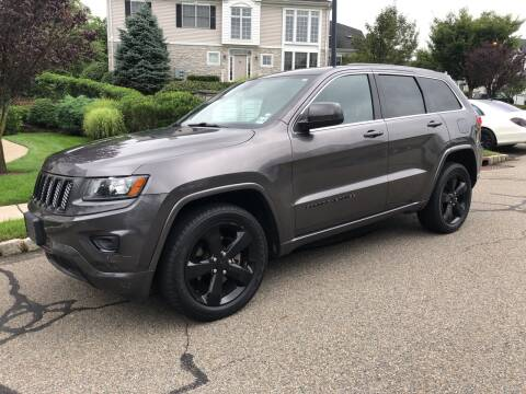 2015 Jeep Grand Cherokee for sale at Lenders Auto Group in Hillside NJ