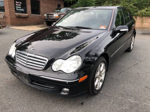 2007 Mercedes-Benz C-Class for sale at Lenders Auto Group in Hillside NJ