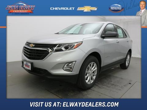 2018 Chevrolet Equinox for sale in Englewood, CO
