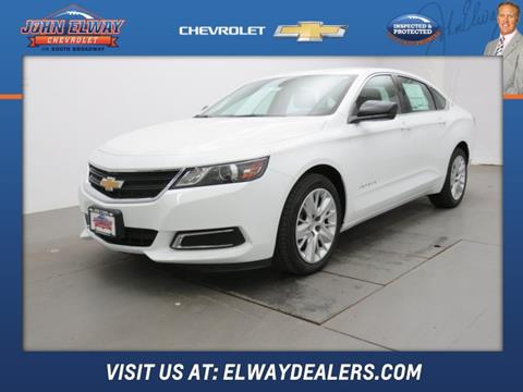 2017 Chevrolet Impala for sale in Englewood, CO