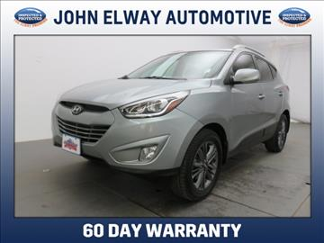2015 Hyundai Tucson for sale in Englewood, CO