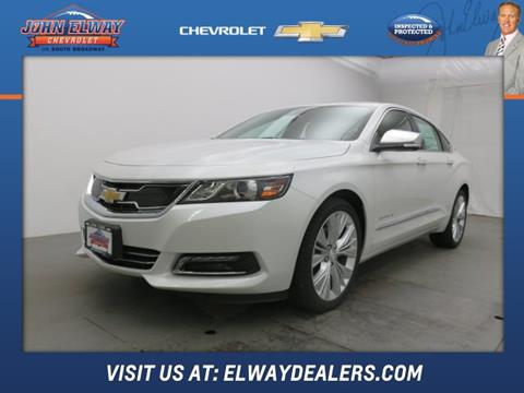 2018 Chevrolet Impala for sale in Englewood, CO