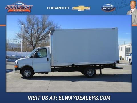 2017 Chevrolet Express Cutaway for sale in Englewood, CO