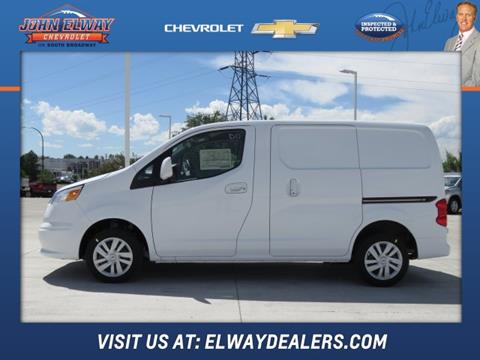 2017 Chevrolet City Express Cargo for sale in Englewood, CO