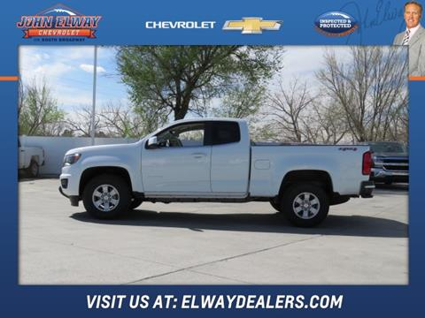 2018 Chevrolet Colorado for sale in Englewood, CO