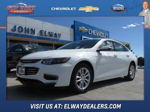 2018 Chevrolet Malibu for sale in Englewood, CO