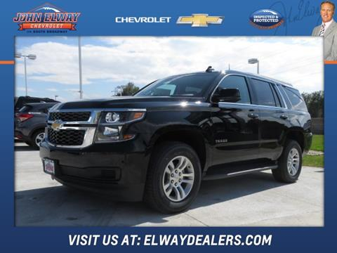 2017 Chevrolet Tahoe for sale in Englewood, CO