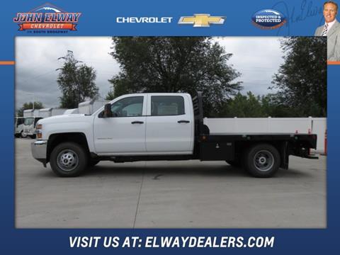 2017 Chevrolet Silverado 3500HD CC for sale in Englewood, CO