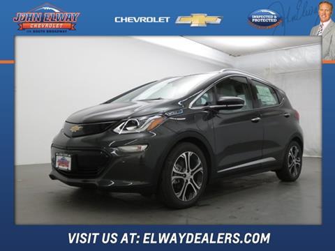 2017 Chevrolet Bolt EV for sale in Englewood, CO