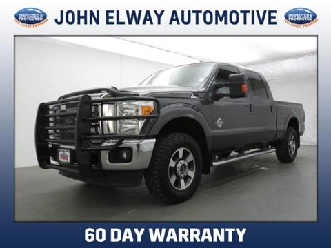 2015 Ford F-250 Super Duty for sale in Englewood, CO