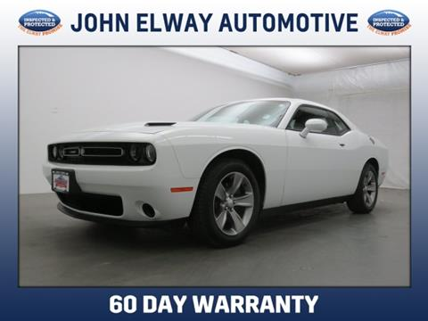 2015 Dodge Challenger for sale in Englewood, CO