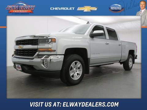 2017 Chevrolet Silverado 1500 for sale in Englewood, CO