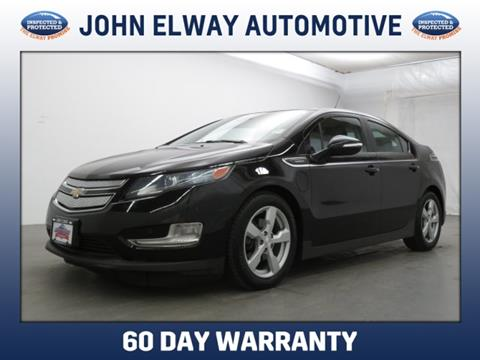 2014 Chevrolet Volt for sale in Englewood, CO