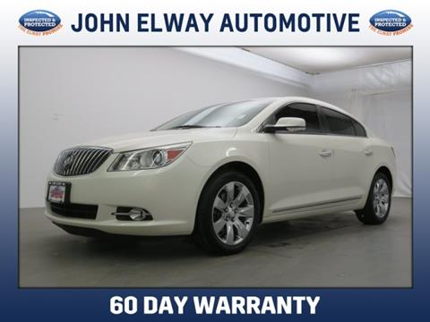 2013 Buick LaCrosse for sale in Englewood, CO