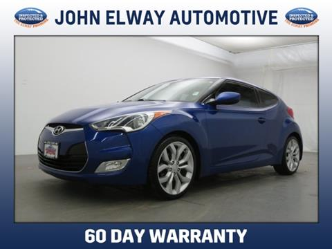 2012 Hyundai Veloster for sale in Englewood, CO
