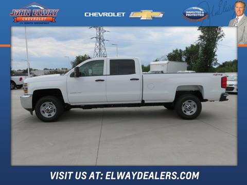 2018 Chevrolet Silverado 2500HD for sale in Englewood, CO