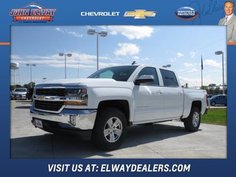 2018 Chevrolet Silverado 1500 for sale in Englewood, CO