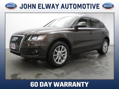 2012 Audi Q5 for sale in Englewood, CO