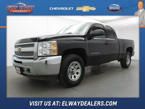 2012 Chevrolet Silverado 1500 for sale in Englewood, CO