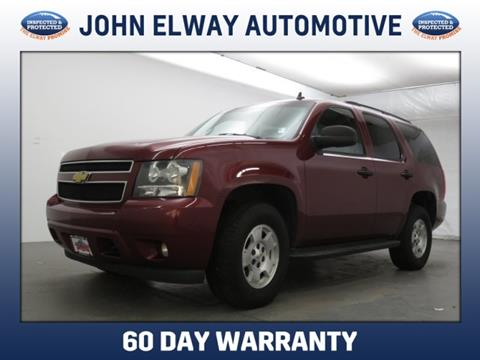 2008 Chevrolet Tahoe for sale in Englewood, CO