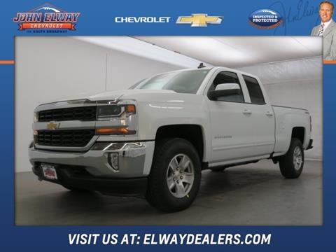 2018 Chevrolet Silverado 1500 for sale in Englewood, CO