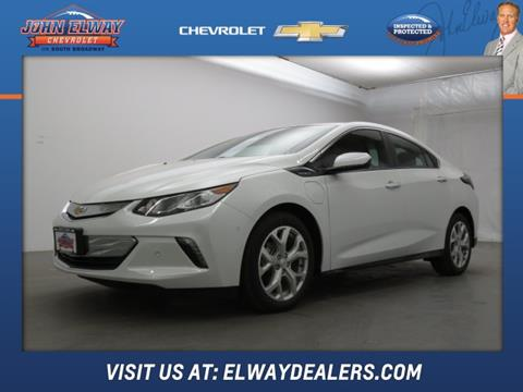 2018 Chevrolet Volt for sale in Englewood, CO