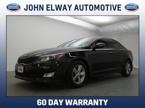 2014 Kia Optima for sale in Englewood, CO