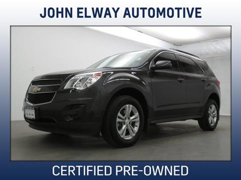 2015 Chevrolet Equinox for sale in Englewood, CO