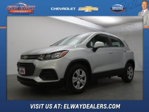 2017 Chevrolet Trax for sale in Englewood, CO