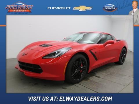 2017 Chevrolet Corvette for sale in Englewood, CO
