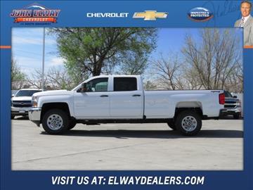 2017 Chevrolet Silverado 3500HD for sale in Englewood, CO