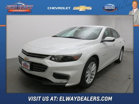 2017 Chevrolet Malibu for sale in Englewood, CO