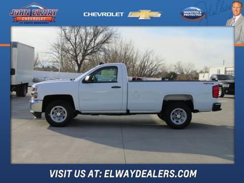 2017 Chevrolet Silverado 1500 for sale in Englewood, CO