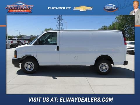 2017 Chevrolet Express Cargo for sale in Englewood, CO