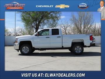 2017 Chevrolet Silverado 2500HD for sale in Englewood, CO