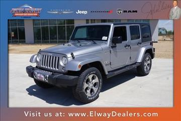 2017 Jeep Wrangler Unlimited for sale in Greeley, CO