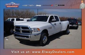 2017 RAM Ram Pickup 3500 for sale in Greeley, CO