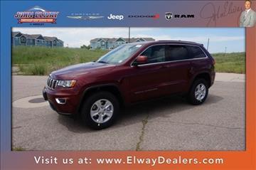 2017 Jeep Grand Cherokee for sale in Greeley, CO