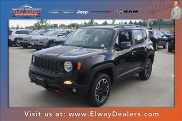 2017 Jeep Renegade for sale in Greeley, CO