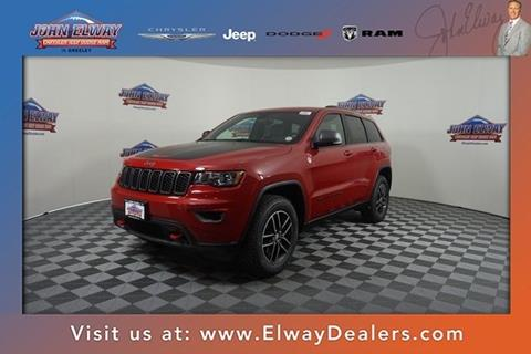 2018 Jeep Grand Cherokee for sale in Greeley, CO