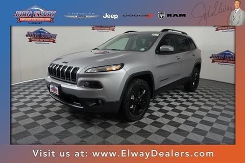 2018 Jeep Cherokee for sale in Greeley, CO