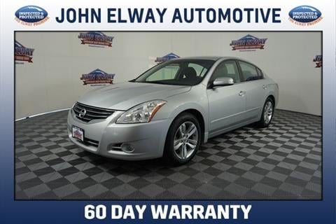 2011 Nissan Altima for sale in Greeley, CO