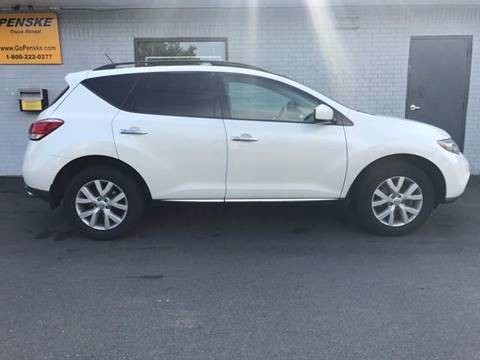 2012 Nissan Murano for sale in Hartford, CT
