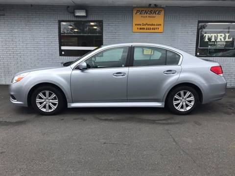 2012 Subaru Legacy for sale in Hartford CT