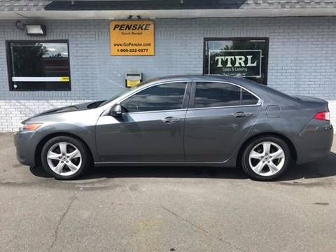 2010 Acura TSX for sale in Hartford, CT