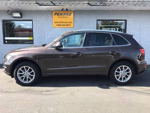 2011 Audi Q5 for sale in Hartford CT