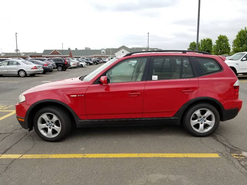 2008 BMW X3 For Sale At Toria Truck Rental And Leasing In West Hartford CT