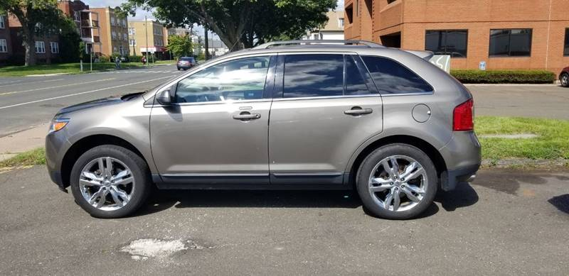Ford Edge For Sale At Toria Truck Rental And Leasing In West Hartford Ct