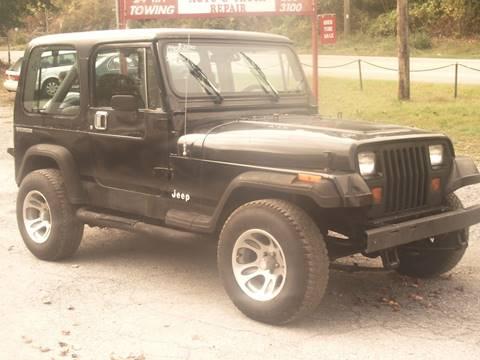 1990 Jeep Wrangler for sale in Cold Spring, NY