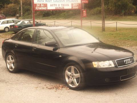 2004 Audi A4 for sale at AUTOMAR in Cold Spring NY